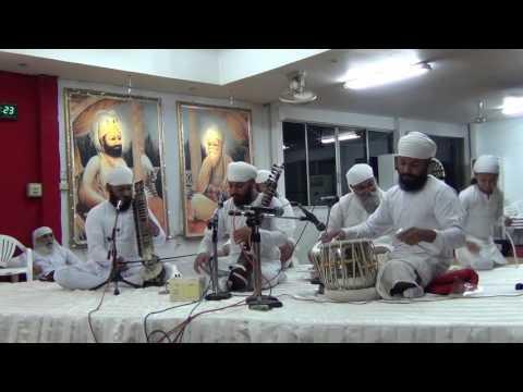Re Man Ram Sio Kar preet I Classical Creation I Namdhari Kirtan