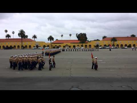 MCRD San Diego Pass and Review