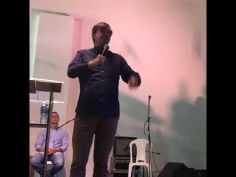 Luiz Herminio café com pastores / Campinas SP
