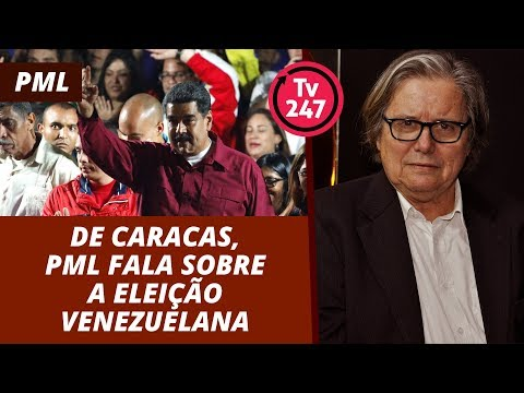 De Caracas, Paulo Moreira Leite fala sobre a eleição venezuelana