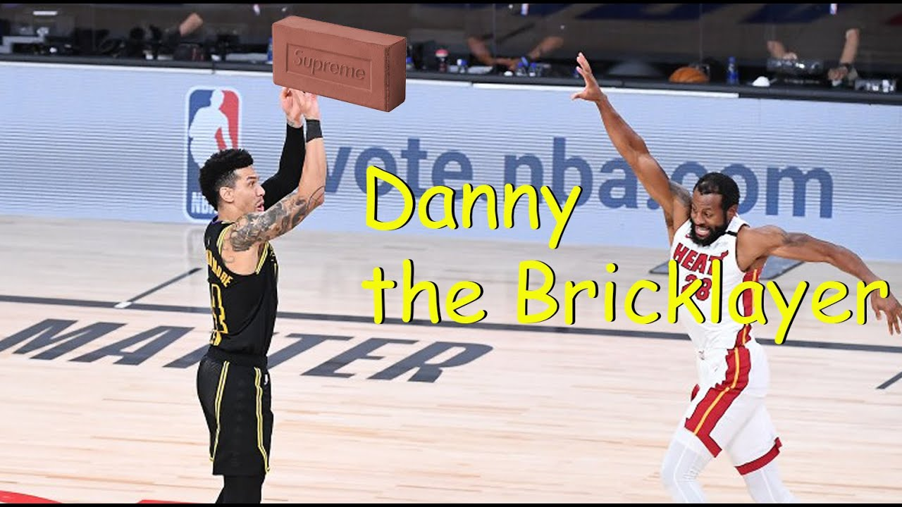 Lakers Nba Finals Danny Green Memes Missing A Wide Open Finals Winning Three Youtube