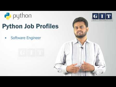 GIT Python Tutorials  | Career opportunities for Python programmers|| Visakhapatnam(Vizag)