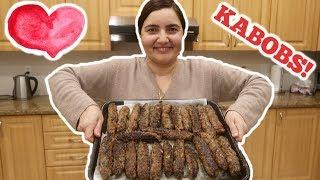 Sizzling Seekh Kabob Recipee *URDU/HINDI*