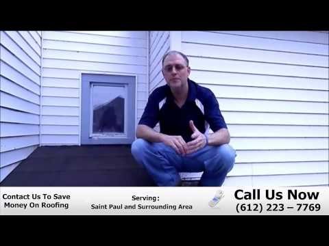New Roof Replacement Saint Paul, MN - (612) 223 - 7769