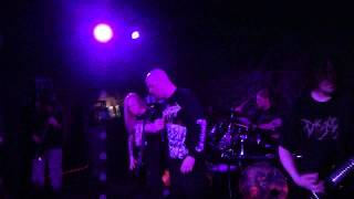 """Suffocation """"Liege of Inveracity"""" live at The Shelter, 4-7-2013"""