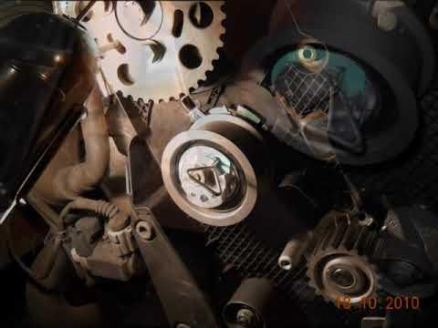 Wymiana Rozrządu Audi A4 19 Tdi 2004r Youtube