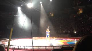 Shriner Circus Super Hero 4/4/14