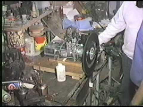 Barrel Engine short