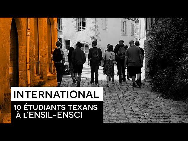 [REPORTAGE] : Du Texas à Limoges, il n'y a qu'un pas !