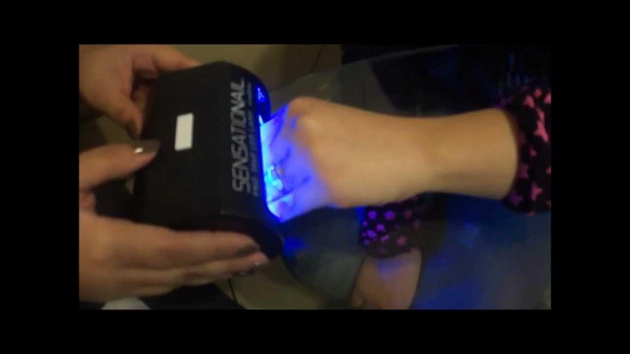 ♔SensatioNail Gel Nails Tutorial!♔ - YouTube