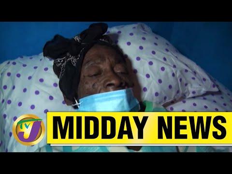 Road Repairs in St. Ann's Jamaica | Elderly Woman In Kingston Gets Assistance | TVJ News