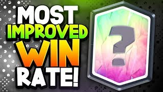 #1 LEGENDARY WIN CONDITION in CLASH ROYALE! 📈