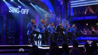The Sing-Off - Jerry Lawson & Talk of the Town - Easy Resimi