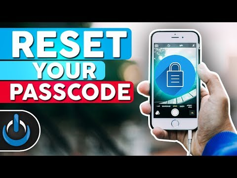 Reset Forgotten iPhone Passcode (Without Losing Your Data