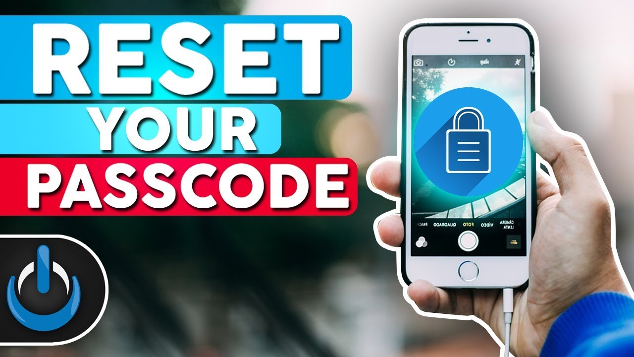 How to Reset Your iPhone Passcode