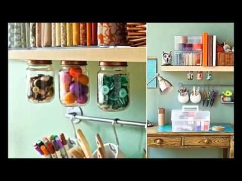 Divertidas decoraciones para habitaciones con materiales for Decoraciones para cuartos
