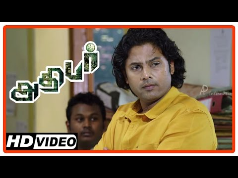 Adhibar Tamil Movie | Scenes | Jeevan Gets Bail From Court | Samuthirakani | Ranjith