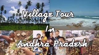 My First Vlog   Village tour   Andhra Pradesh