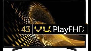 Vu 109cm 43 inch Full HD LED TV 43S6575 Rev PL