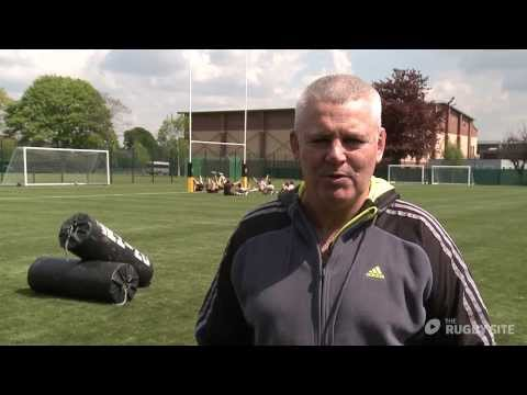 Warren Gatland: Clear out (removing the threat) - trailer