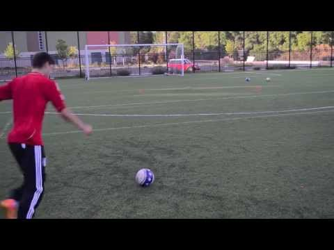 Airborne Football   Freekick Premiere (Welcome)