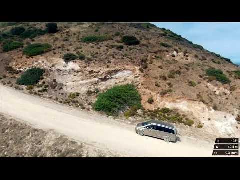 Drone pistes portugaises en Viano Marco Polo