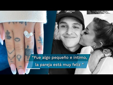 Ariana Grande se casó en secreto con Dalton Gómez; confirma representante