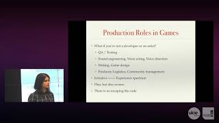 Introduction to Production Roles in Games