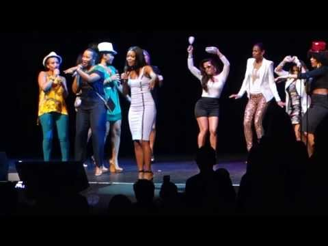 Miami Heat Wives Sing Baby Got Back