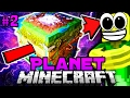 SPRUNG DURCH den PLANETEN?! - Minecraft Planet #02 [Deutsch/HD]