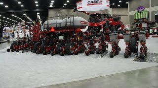 Case IH 2150 Early Riser Intro at the 2016 National Farm Machinery Show