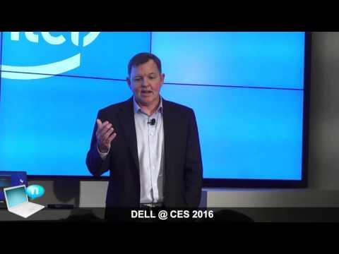 DELL CES 2016 - Dell Latitude 12 7000 2-in-1, Latitude 11 5000 2-in-1, Inspiron 11 3000