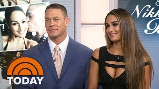john cena nikki bella total bellas is a look at a family that loves each other   today