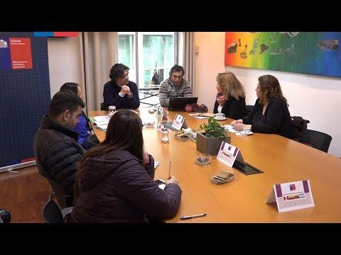 Seremi se reunió con extranjeros y los llamó a postular a subsidios habitacionales en Biobío