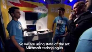كأس التخيل 2011: طلاب خلق عالم أفضل مع كينيكت ، WP7, Bing و أكثر