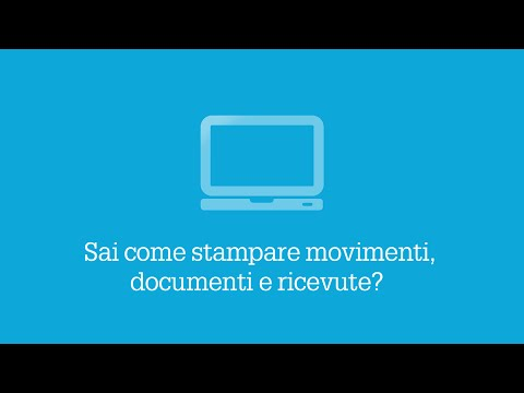 Videoguida - Come stampare i documenti from YouTube · Duration:  2 minutes