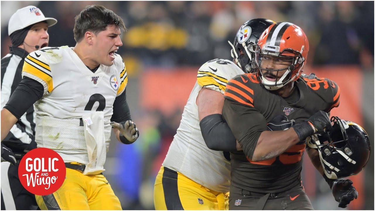 NFL lifts indefinite suspension on Cleveland Browns' Myles Garrett