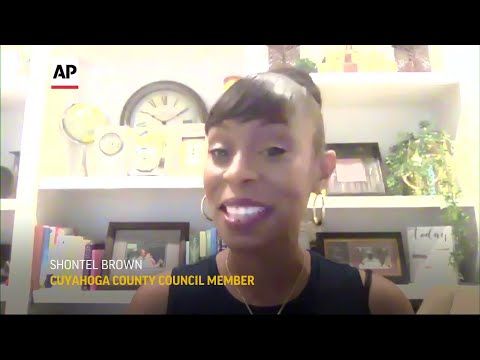 Centrist Shontel Brown wins Ohio US House race