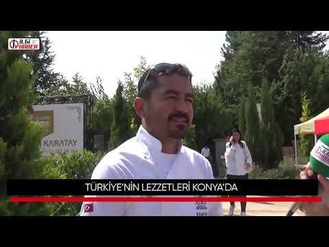 Türkiye'nin Lezzetleri Konyada