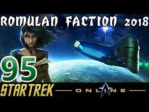 Star Trek Online (PC)   Romulan Faction 2018 [95] (Taking Care of Enemies)