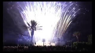 Festa Maria SS Madonna Addolorata - Fuochi Pirotecnici - Roccella Jonica - 4K
