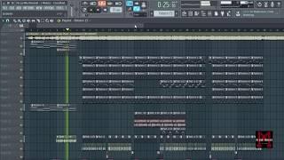 De La Mia Personal 💪 - J Alvarez ❌ Cosculluela │ Flp  Remake  New Version 🎹