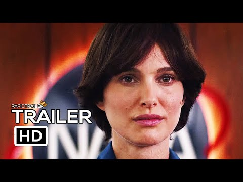 LUCY IN THE SKY Official Trailer (2019) Natalie Portman, Jon Hamm Movie HD
