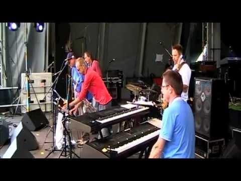 """""""Little Wing"""" (J. Hendrix) Das Jazz + Rock Kommando live"""