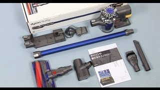 dyson v6 fluffy and dc74 fluffy getting started official dyson video