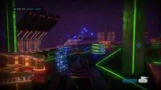 Saints Row IV - Zero Cool: Top Down Tank & Tron Bike Action, Zinyak Mcbeth