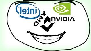 КАК И ЗАЧЕМ ОБНОВИТЬ ДРАЙВЕРА AMD NVIDIA INTEL ?