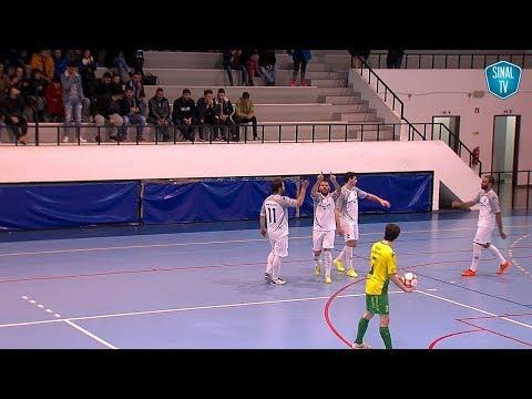 Resumo Futsal | Cimo de Vila - GD Carrazedo de Montenegro