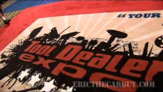 Tool Expo 2011 Part 1 - Ericthecarguy