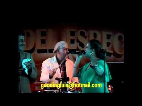 Hector Rey con LaKshamba  en Panamá  -Perdoname Olvidalo-.